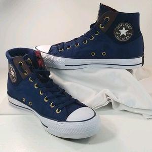 CONVERSE All⭐Star High Ma-1 Zip Navy Sneaker